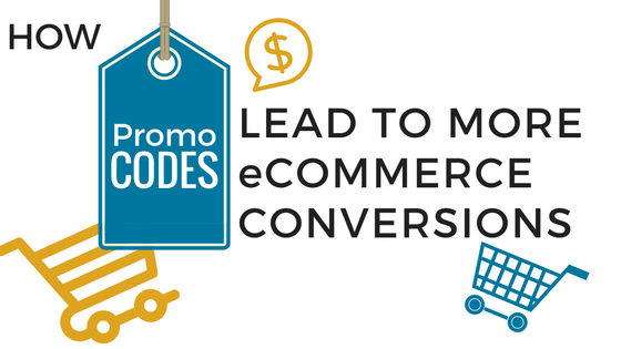 how promo codes lead to more ecommerce conversions