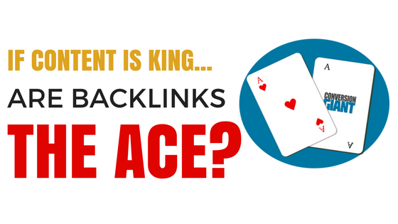 content or backlinks in SEO?
