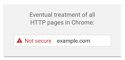 future changes coming to SSL transparency in chrome