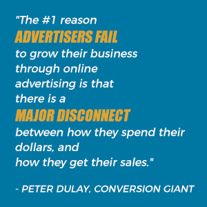 ppc spend conversions